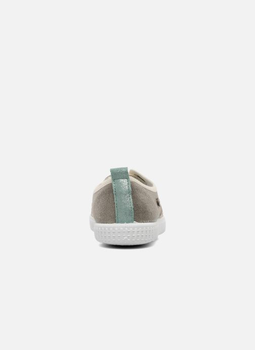Trainers Buggy Vag Grey view from the right