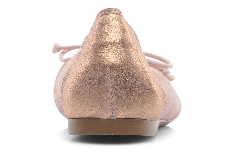 Ballerines Acebo's Camelia Rose vue droite