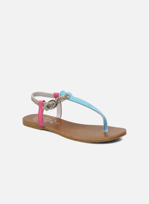 Sandales et nu-pieds Acebo's Dandelion Multicolore vue détail/paire