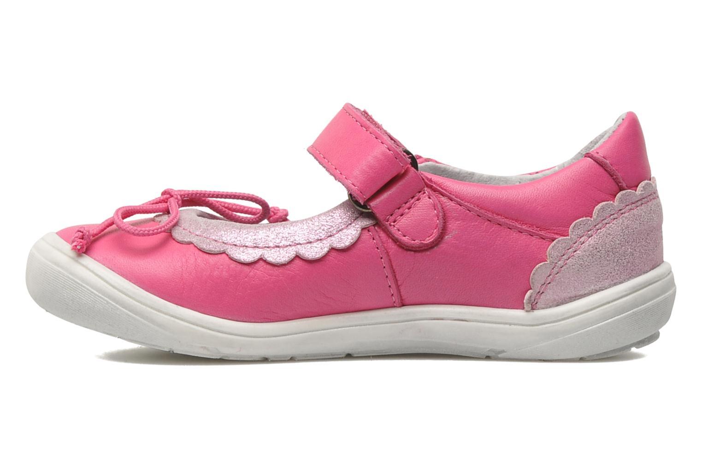 Ballerina's Acebo's Pansy Roze voorkant