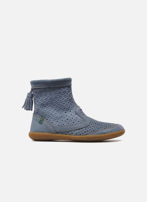 Stiefeletten & Boots El Naturalista El Viajero N262 W blau ansicht von hinten