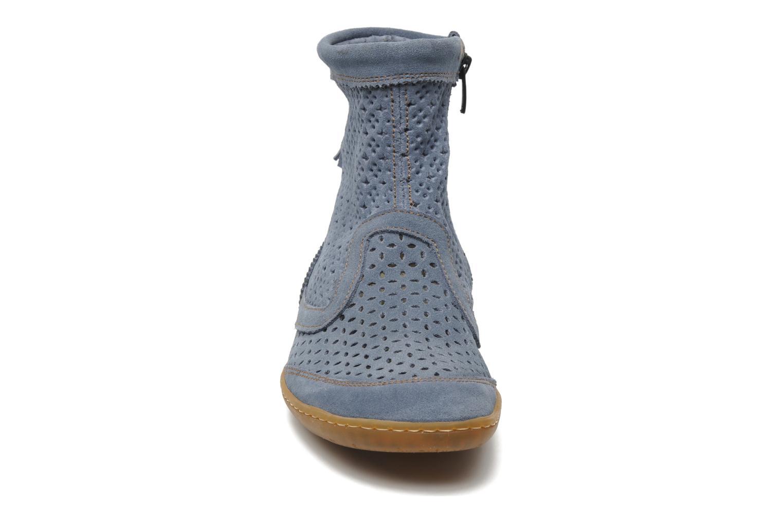 Ankelstøvler El Naturalista El Viajero N262 W Blå se skoene på