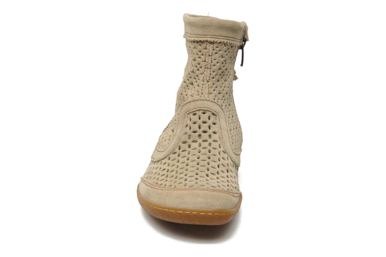 Ankelstøvler El Naturalista El Viajero N262 W Beige se skoene på