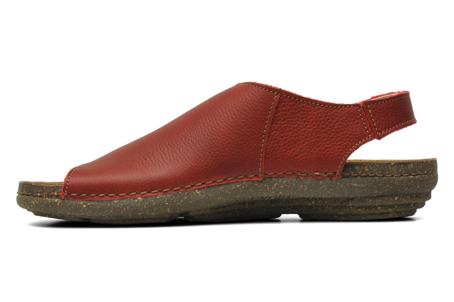 Sandals El Naturalista Torcal N309 Red front view