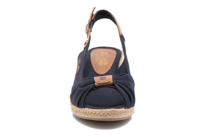 Sandales et nu-pieds Tom Tailor Tany Bleu vue portées chaussures