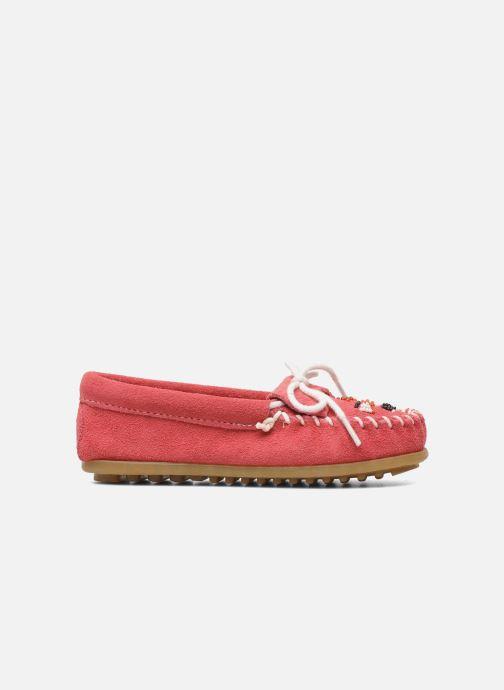 Loafers Minnetonka Thunderbird II Moc G Pink back view