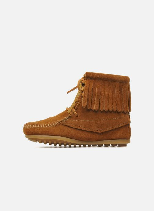 Bottines et boots Minnetonka Tramper Bootie G Marron vue face