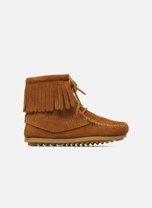 Bottines et boots Minnetonka Tramper Bootie G Marron vue derrière