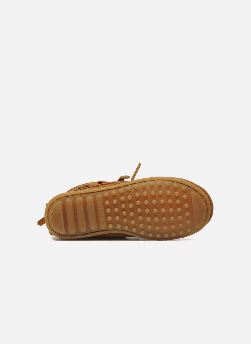 Stiefeletten & Boots Minnetonka Tramper Bootie G braun ansicht von oben