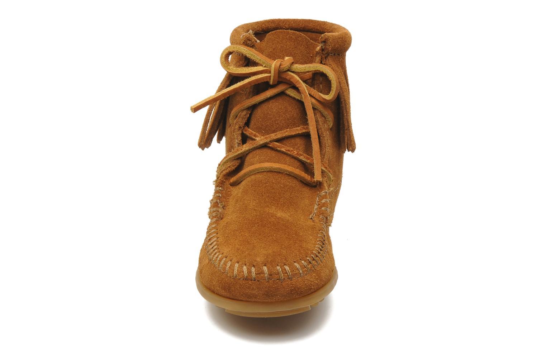 Boots en enkellaarsjes Minnetonka Tramper Bootie G Bruin model