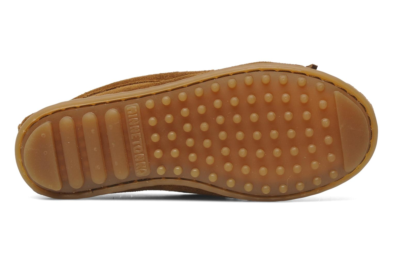 Loafers Minnetonka Leopard Kilty Moc G Brun se foroven