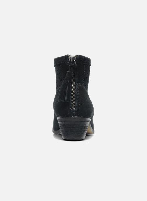 Bottines et boots Minnetonka Cutout Boot Noir vue droite