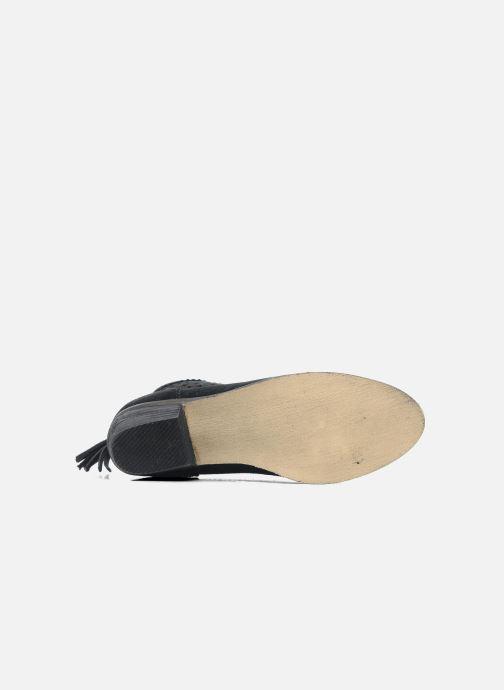 Bottines et boots Minnetonka Cutout Boot Noir vue haut