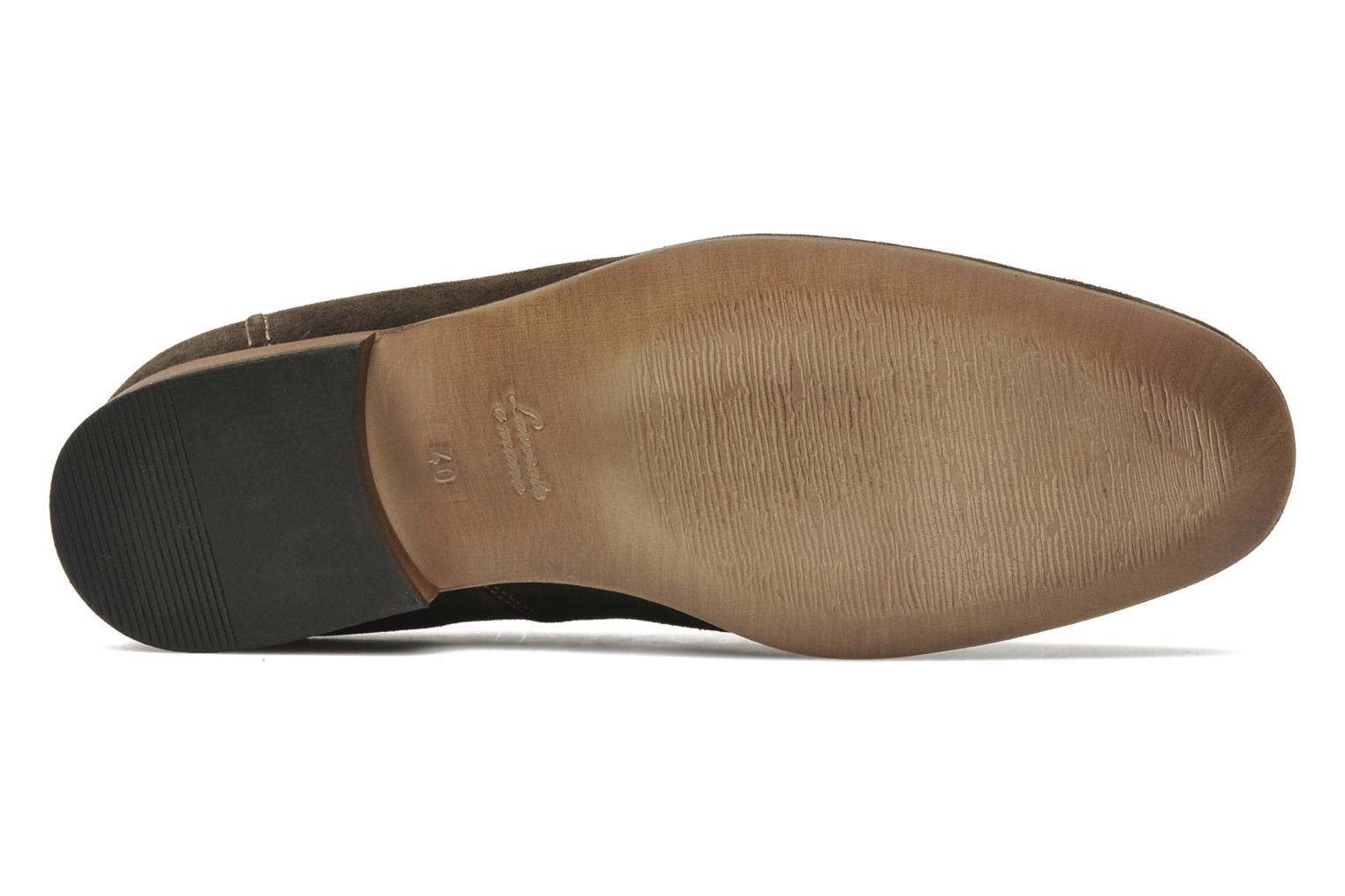 Loafers Marvin&co Nicapone Brown view from above
