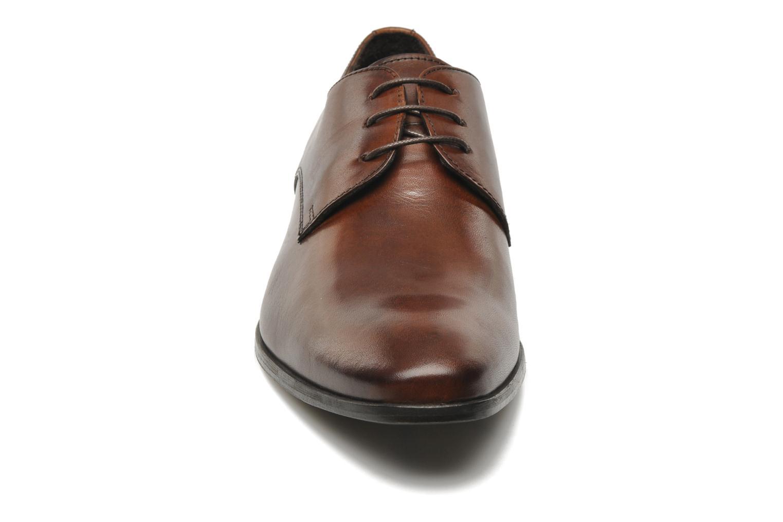 Chaussures à lacets Marvin&Co Nicovée Marron vue portées chaussures
