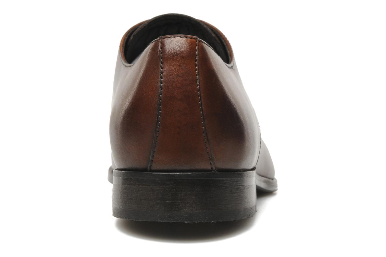 Chaussures à lacets Marvin&Co Nicovée Marron vue droite