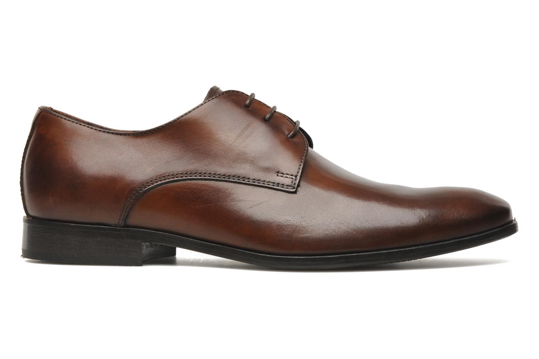 Chaussures à lacets Marvin&Co Nicovée Marron vue derrière