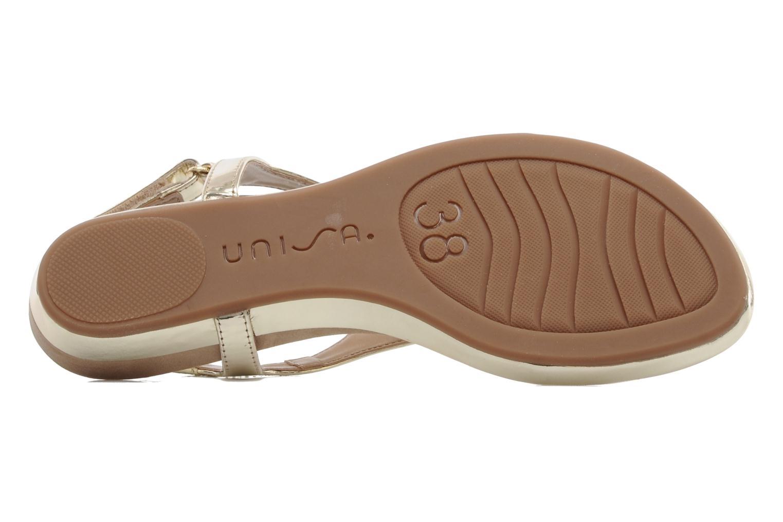 Sandaler Unisa Abira Guld og bronze se foroven