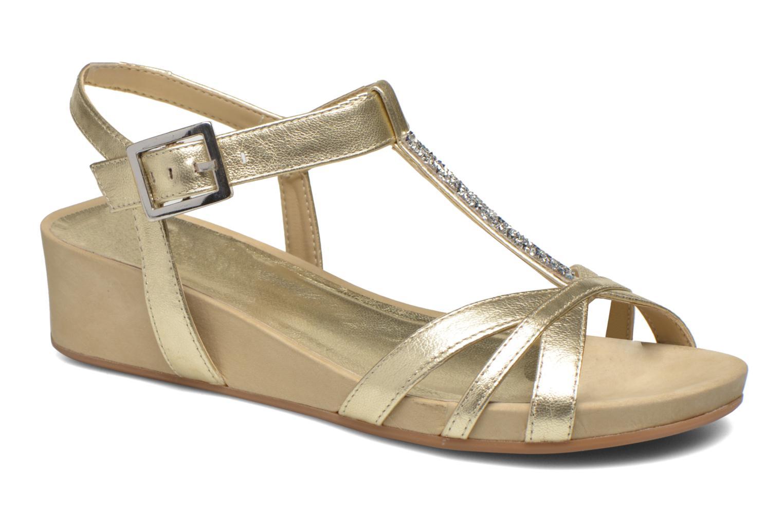 Sandalen Unisa Boili gold/bronze detaillierte ansicht/modell