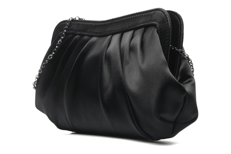 Bolsos Clutch Menbur Busnois Negro vista del modelo