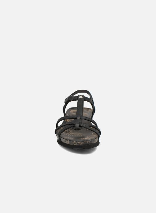 Sandalen Panama Jack Dori Zwart model