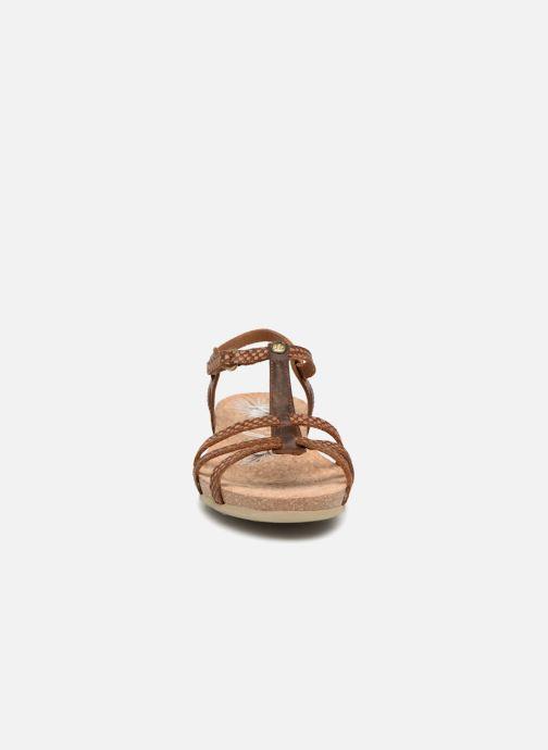 Sandalen Panama Jack Dori Bruin model