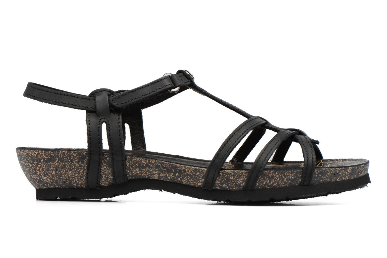 Sandals Panama Jack Dori Black back view
