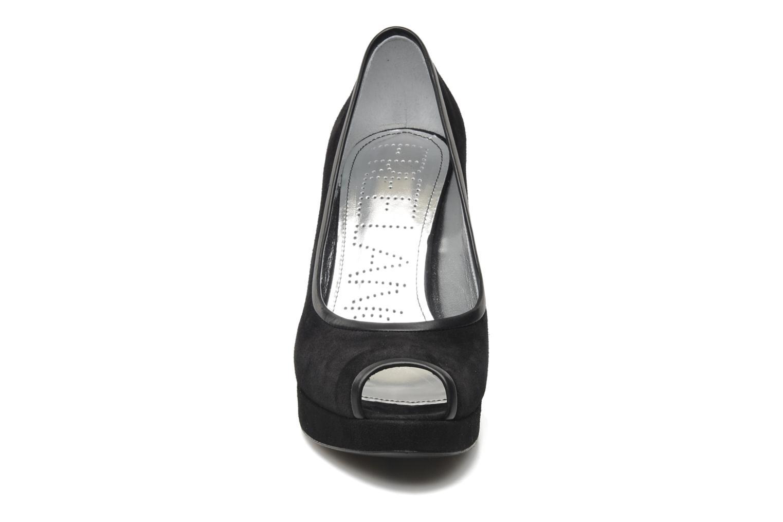 Escarpins Free Lance Juke 7 Pump Open Toe Noir vue portées chaussures