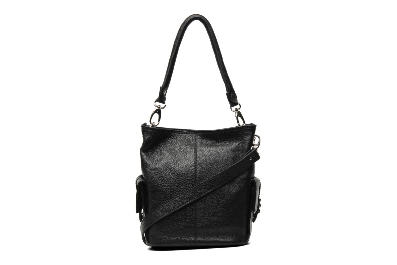 Handbags Mac Douglas VESUVIO Megalo S Black front view