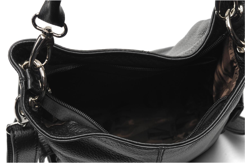 Handtassen Mac Douglas VESUVIO Megalo S Zwart achterkant