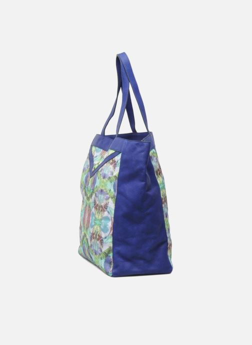 Handbags Mohekann Gimmick Blue view from the right