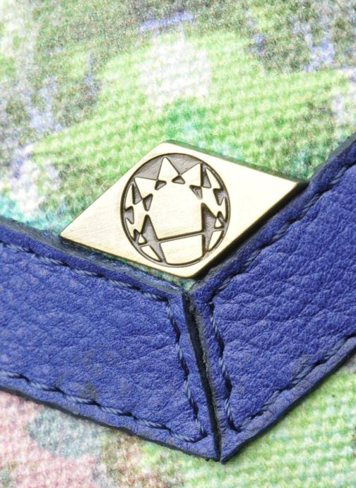 Bolsos de mano Mohekann Gimmick Azul vista lateral izquierda