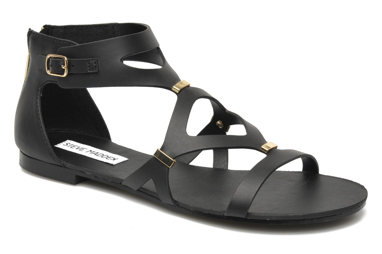Sandales et nu-pieds Steve Madden COMMA Noir vue détail/paire