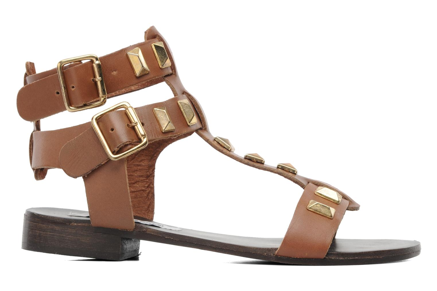 Sandals Steve Madden PERFECK Brown back view