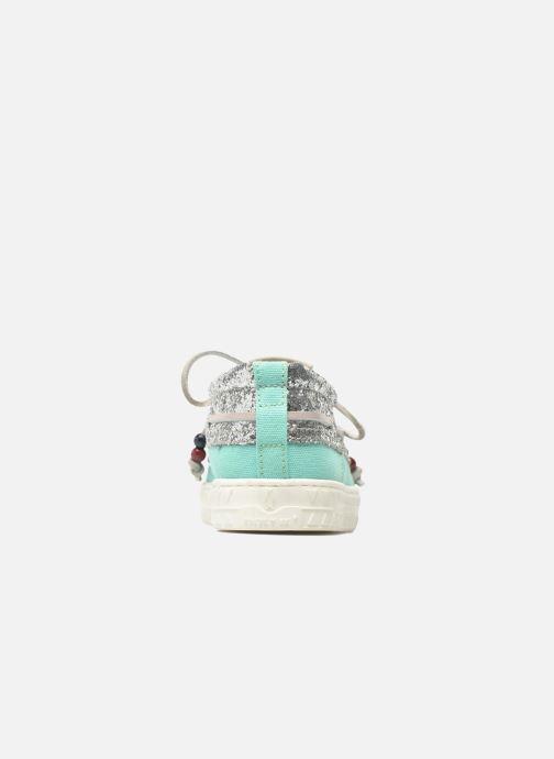 Chaussures à lacets Dolfie Dylan W Vert vue droite