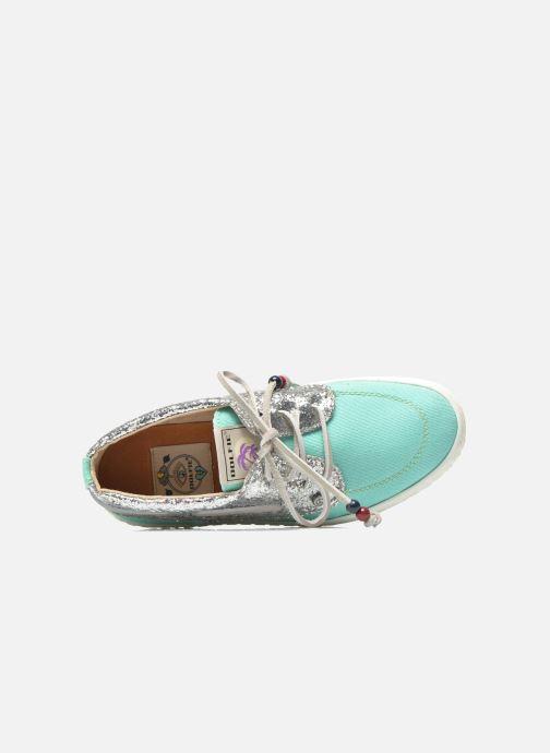Chaussures à lacets Dolfie Dylan W Vert vue gauche
