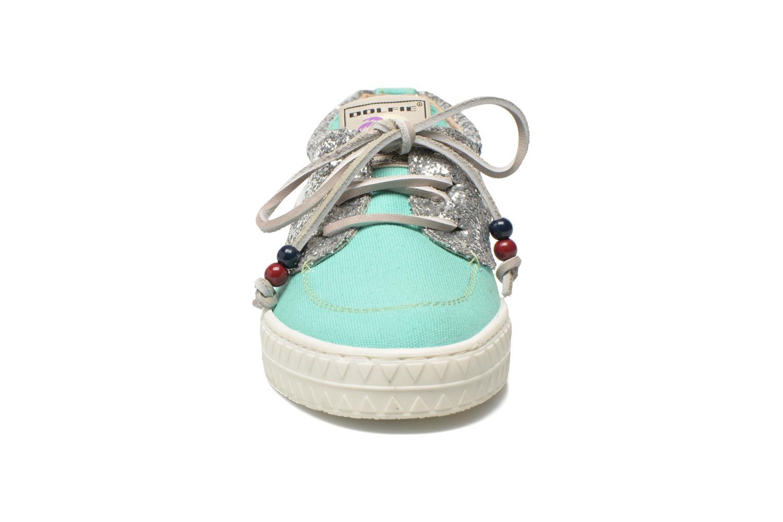 Chaussures à lacets Dolfie Dylan W Vert vue portées chaussures