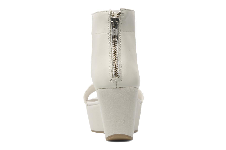 Sandales et nu-pieds Shellys London MAGNI Blanc vue droite