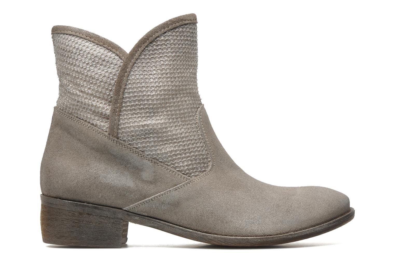 Bottines et boots Méliné Chanvre Gris vue derrière