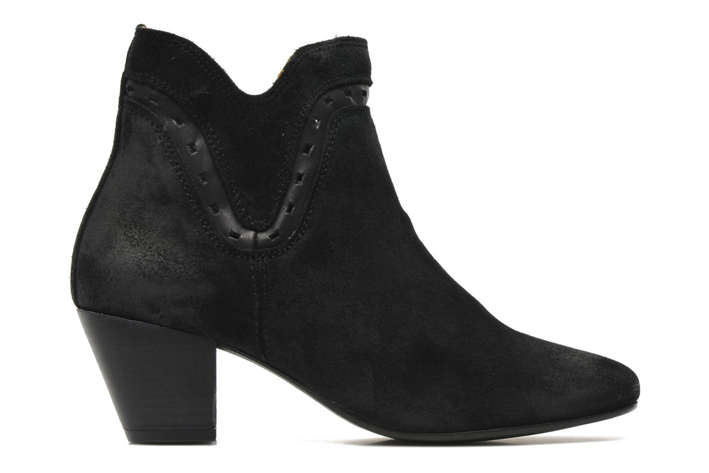 Boots en enkellaarsjes H by Hudson Rodin Zwart achterkant