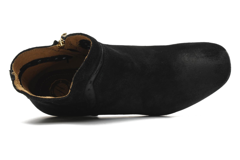 Boots H By Hudson Rodin Svart bild från vänster sidan