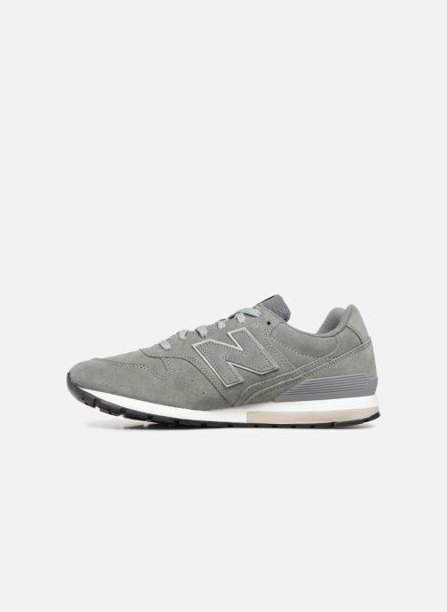 Trainers New Balance MRL996 Grey front view