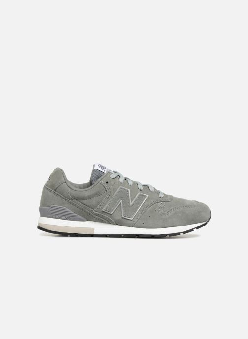 Trainers New Balance MRL996 Grey back view