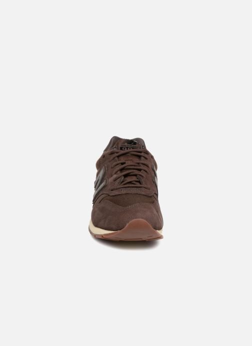 Trainers New Balance MRL996 Brown model view