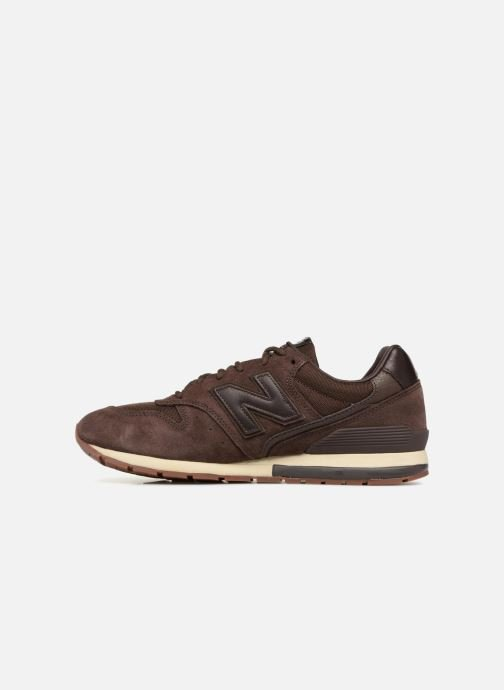 Trainers New Balance MRL996 Brown front view
