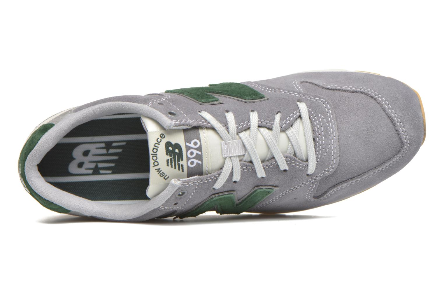 Trainers New Balance MRL996 Grey view from the left