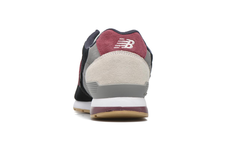 Sneakers New Balance MRL996 Svart Bild från höger sidan