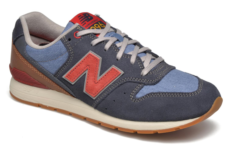 New 283395 Sarenza blauw Sneakers Balance Chez Mrl996 Owzrq4UO