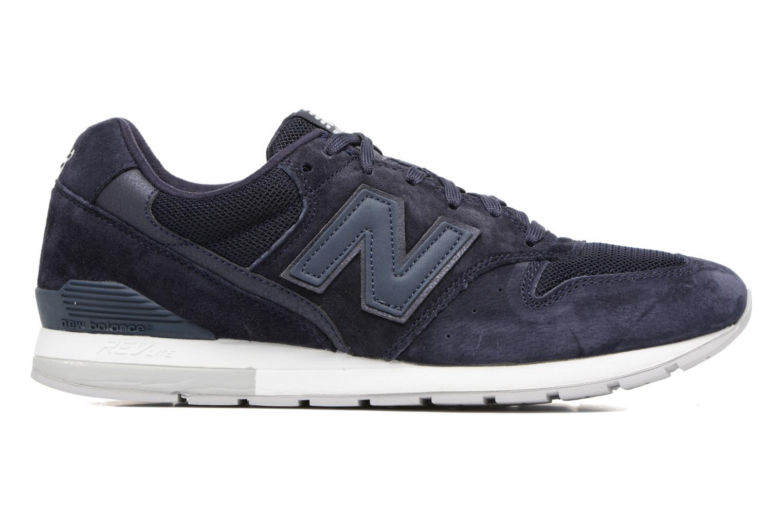 Sneaker New Balance MRL996 blau ansicht von hinten