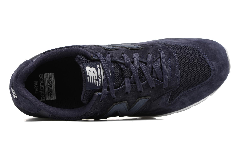 Sneaker New Balance MRL996 blau ansicht von links